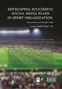 تصویر از تدوین برنامههای موفق رسانههای اجتماعی  در سازمانهای ورزشی